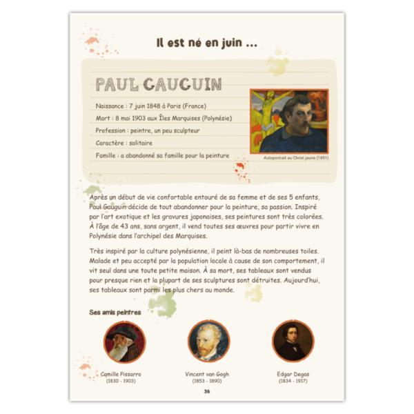tichouik juin 2021 - paul gauguin